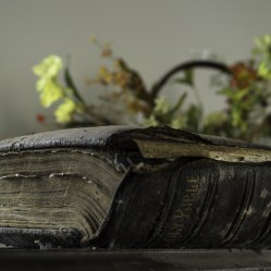 Bible in Abandoned Ontario Church, abandoned, abandoned photography, abandoned places, creepy, decay, derelict, Freaktography, haunted, haunted places, photography, urban exploration, urban exploration photography, urban explorer, urban exploring