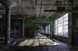 Detroit Urban Exploration Photography