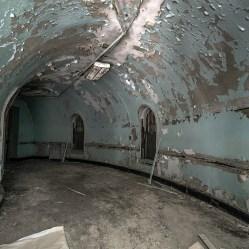 Abandoned Kirkbride Hospital