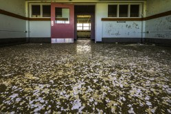 Abandoned Psychiatric Center Ontario