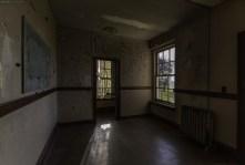 Abandoned Psychiatric Hospital Urban Exploration Photography