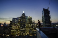 Toronto Rooftopping Freaktography