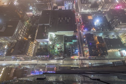 downtown toronto rooftopping