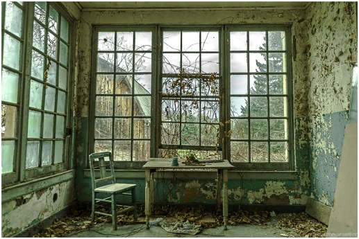 Abandoned County Home