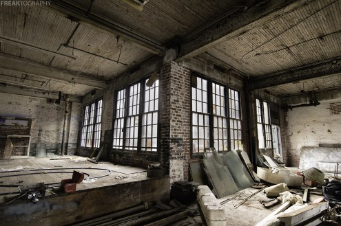 Industrial Abandonment Ontario