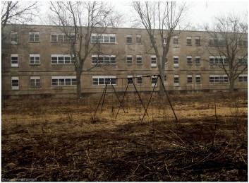 Abandoned Psychiatric Hospital Freaktography