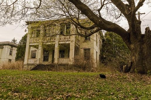 Abandoned Poorhouse