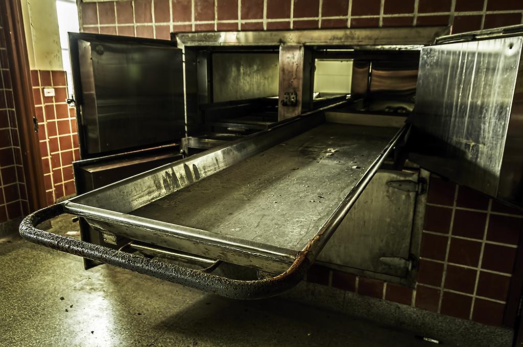 Ontario Abandoned Psychiatric Center
