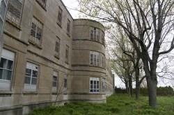 Ontario Abandoned Psychiatric Hospital Freaktography Exterior