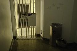 Ontario Abandoned Psychiatric Hospital Freaktography Jail Cell
