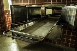 Ontario Abandoned Psychiatric Hospital Freaktography Morgue Fridge