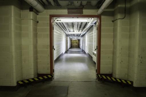 Ontario Abandoned Psychiatric Hospital Freaktography Underground Tunnel