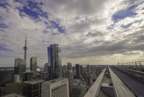 Toronto Rooftopping and Skyline