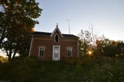 Abanoned Ontario House