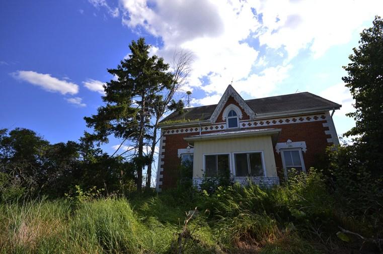 Abandoned House Burlington Ontario