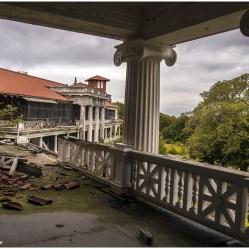 Abandoned Tuberculosis Hospital Photography