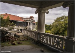 Abandoned Tuberculosis Hospital Photography