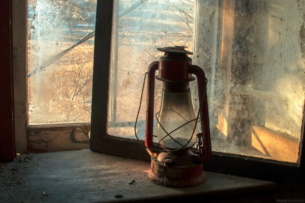 Rustic Red Lantern in Window 8x10 PrintRustic Red Lantern in Window 8x10 Print