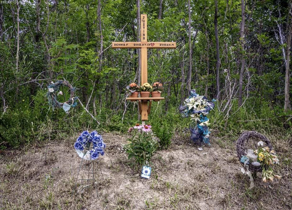 Roadside Memorial Ontario