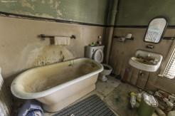 Creepy Abandoned House