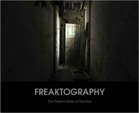 Front Cover of Freaktography Photo Book