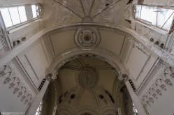 Abandoned Buffalo Church Ceiling