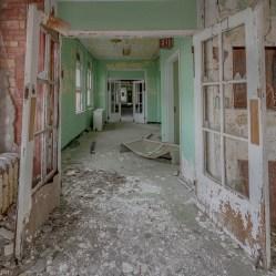 Abandoned Nursing Home