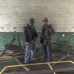 riddimryder and freaktography urban exploring