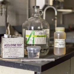 freaktography urban exploring photography of an abandoned chemical lab in ontario