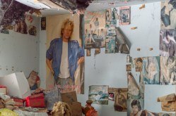 80's, 80s, Freaktography, abandoned, abandoned photography, abandoned places, bedroom, creepy, decay, derelict, girls bedroom, haunted, haunted places, photography, platinum blonde, urban exploration, urban exploration photography, urban explorer, urban exploring