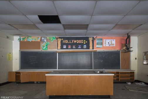 Freaktography, abandned class room, abandoned, abandoned high school, abandoned photography, abandoned places, classroom, creepy, decay, derelict, haunted, haunted places, high school, photography, urban exploration, urban exploration photography, urban explorer, urban exploring