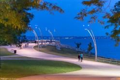 Burlington, Burlington Ontario, Burlington Photography, Ontario Photography, blue hour, boardwalk, burlOn, canada, canadian photographer, canadian photography, lake ontario, ontario photographer, pier, sound of music festival