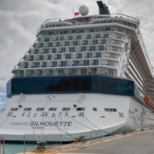 Celebrity Silhouette Cruise Ship Stern Docked, Freaktography, celebrity, celebrity silhouette, cruise, cruiseliner, explore, ocean, photography, ship, silhouette, travel, travel photography, wander, wanderlust