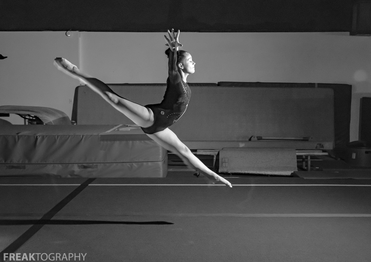 Gymnastics and Sports Photography Services