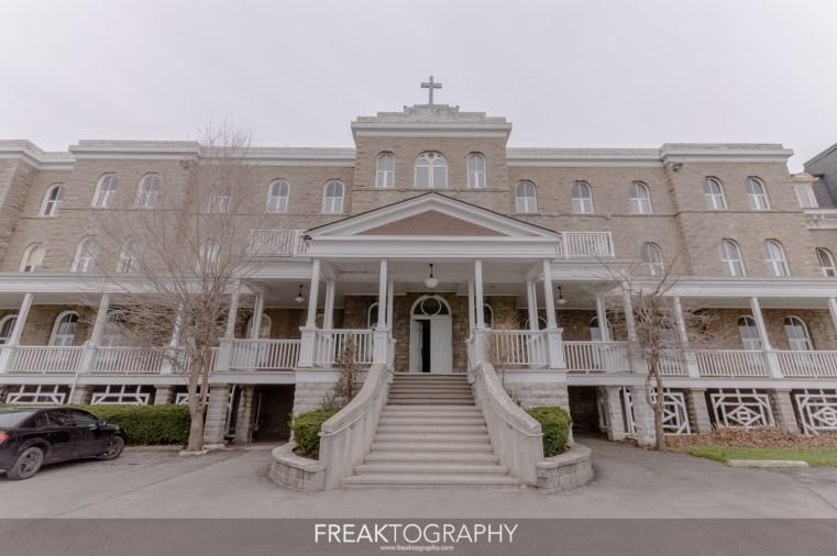 Exploring The Loretto Academy in Niagara Falls   The Loretto Convent