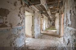 Abandoned Muskoka Regional Centre 2018