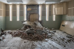 Abandoned Ontario Jail and Denention Centre Urban Exploration