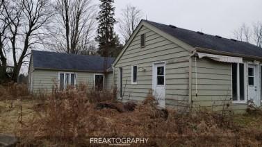 Abandoned Drug Dealers House