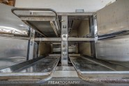 Abandoned Psychiatric Hospital Morgue Fridge