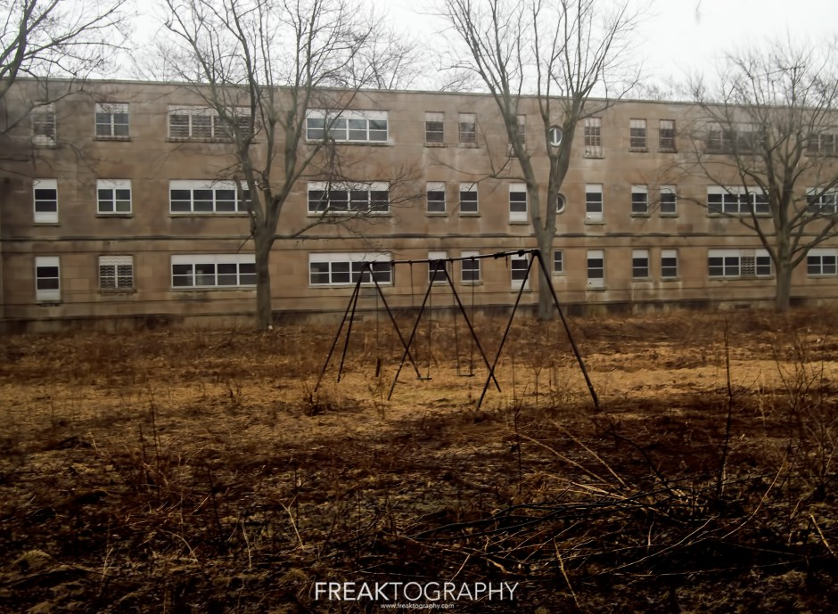 Abandoned St Thomas Psychiatric Hospital 2014 Visit 1