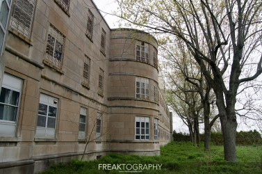 Abandoned St Thomas Psychiatric Hospital 2014 visit 2