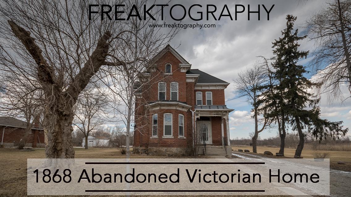 Abandoned Victorian Home | Urban Exploring