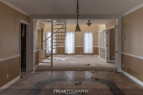 Abandoned Six Million Dollar Mansion Flooded Mansion