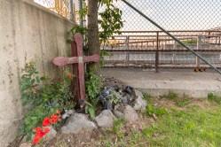 Chris Rolfsen roadside memorial niagara falls