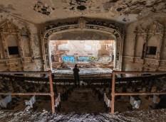 abandoned detroit cooley high school proper people