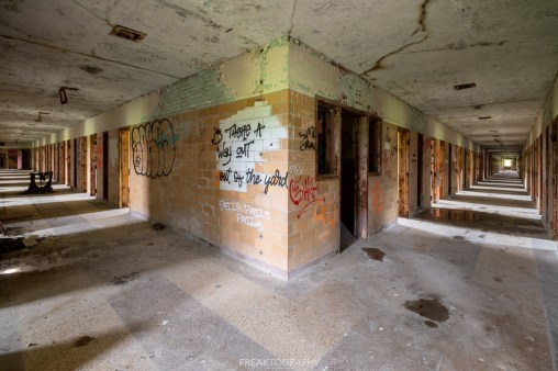 Exploring the Abandoned Burwash Correctional Centre Camp Bison