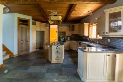 Abandoned Party Mansion Kitchen London Ontario