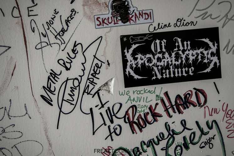 Abandoned Rockpile East Concert Venue