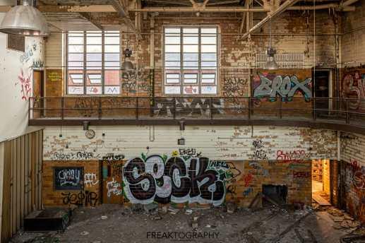 horace mann abandoned high school gary indiana