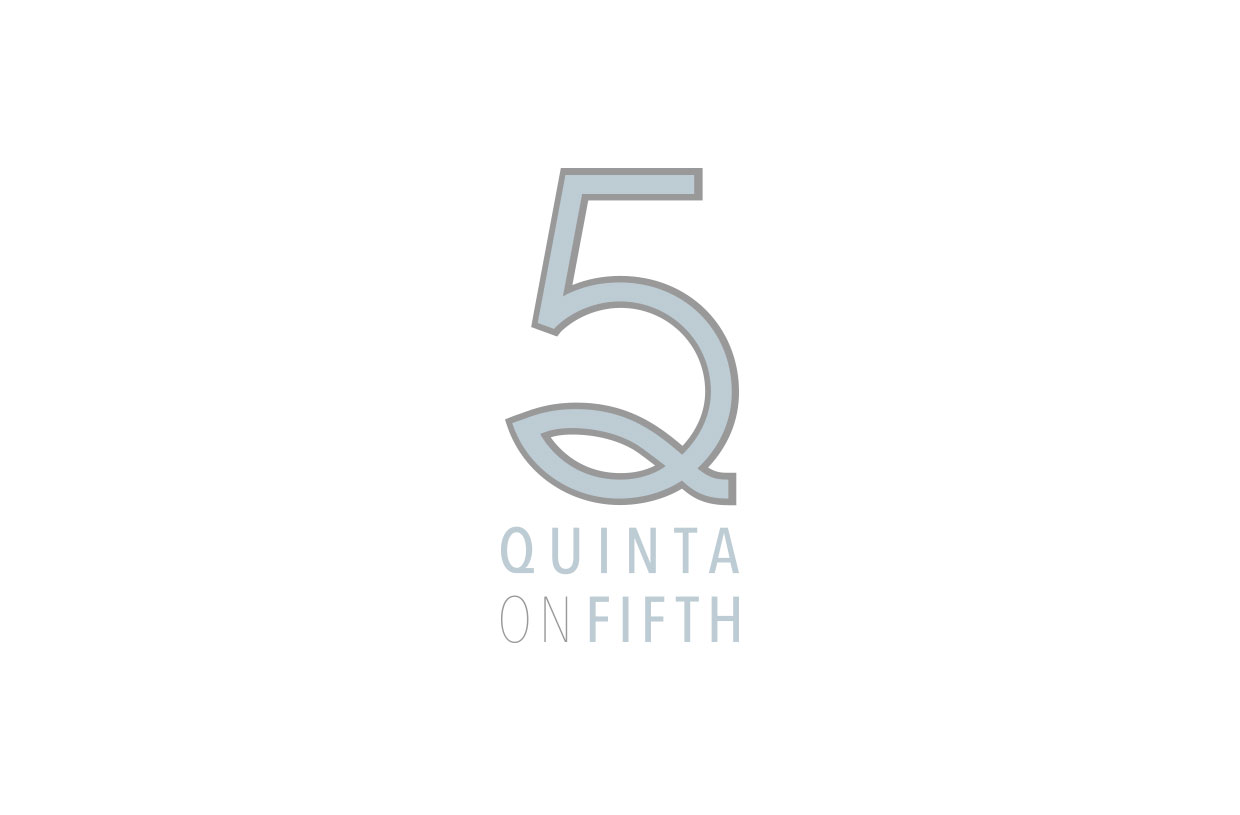 Quinta on Fifth logo